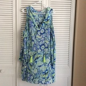 EUC Lilly Pulitzer dress